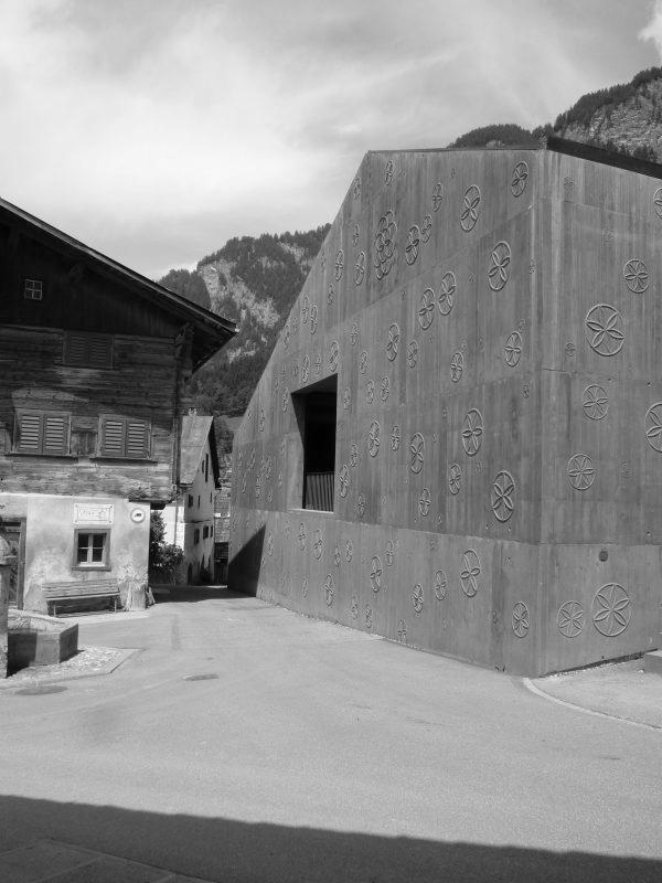 Haus Bardill, Scharans, Architekt Olgati (Immagine: BP)