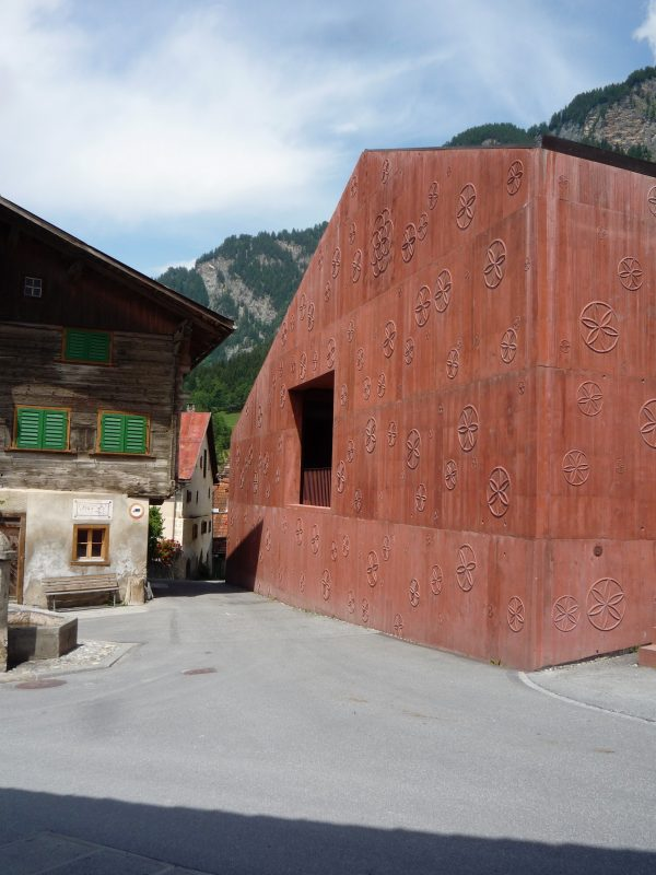 Haus Bardill, Scharans, Architekt Olgati (Image: BP)
