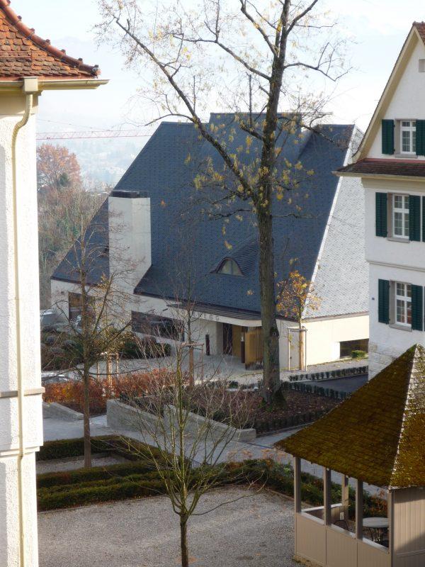 Klinik Hoghenegg Meilen, Architekt Romero & Schaefle (Image: BP)