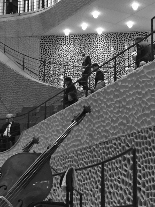 Philharmonie, Hamburg, Architekt Herzog de Meuron (Immagine: BP)