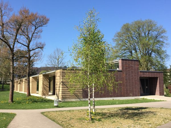Schulpavillon Allenmoos, Zürich, Architekt Roger Boltshauser (Image: BP)