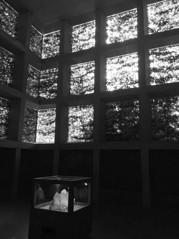 Kapelle der Weltreligionen, Gotthardpass, Architekt Guinard & Saner (Bild: BP)