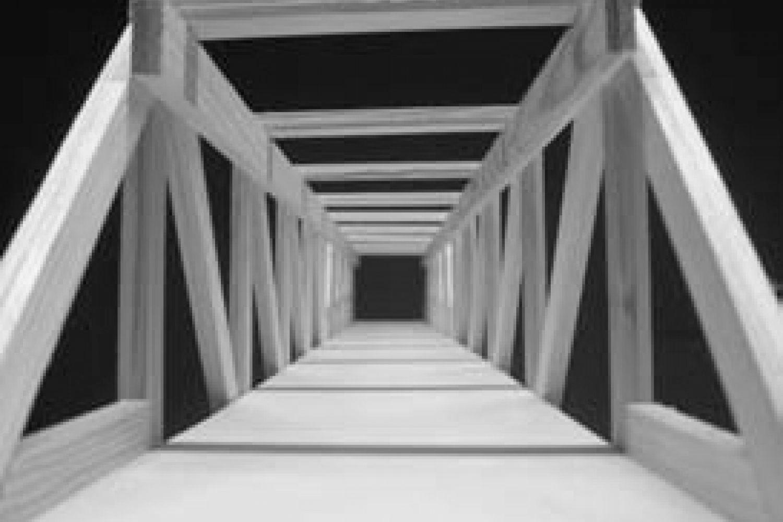 Brücken aus Holz