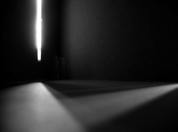 """Modellraum mit Lichteinfall (Bild: Studienwoche """"Lichtidee und Stadtgestalt"""")"""