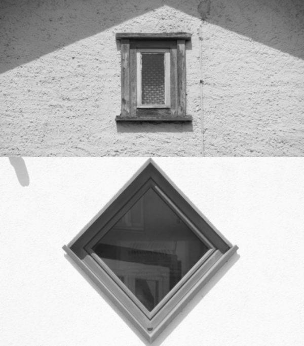 unübliche Fensterformen (Image: David Häberli)
