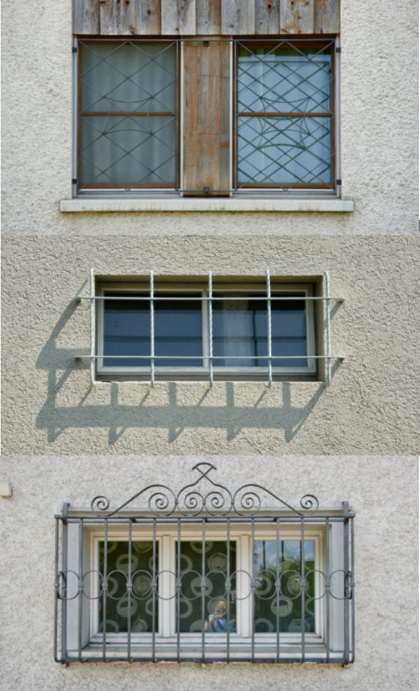 Fenstergitter (Immagine: David Häberli)
