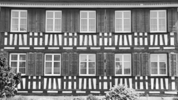 Fenster als Fassadengestaltung (Image: David Häberli)