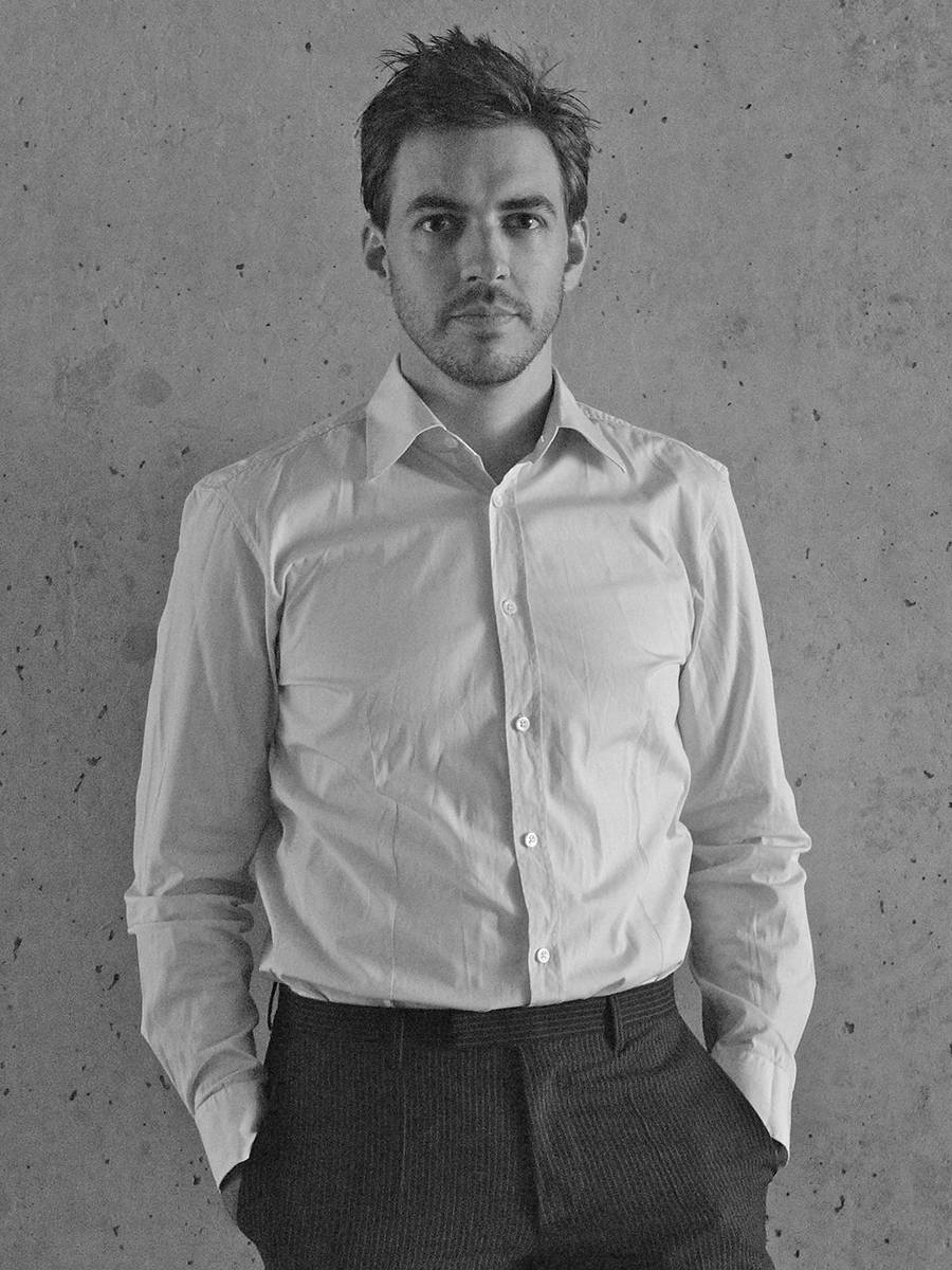 Roman Hutter<br>Architekt MA FH, BSA, SWB, SIA<br>Luzern