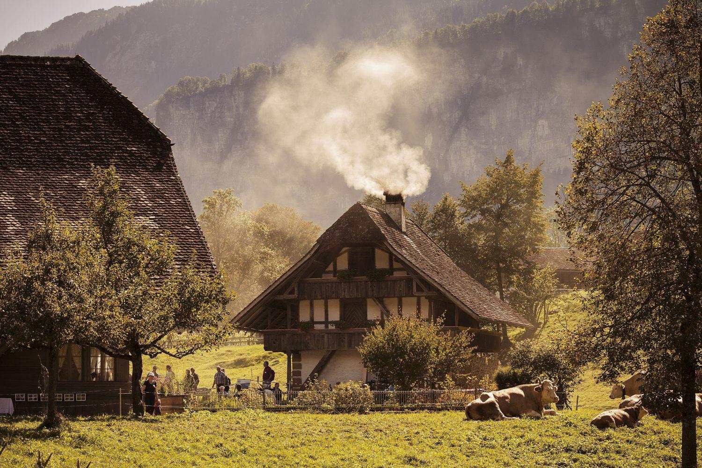(Bild: © Ballenberg, Freilichtmuseum der Schweiz)
