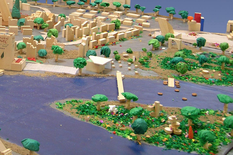 Wir bauen eine Stadt