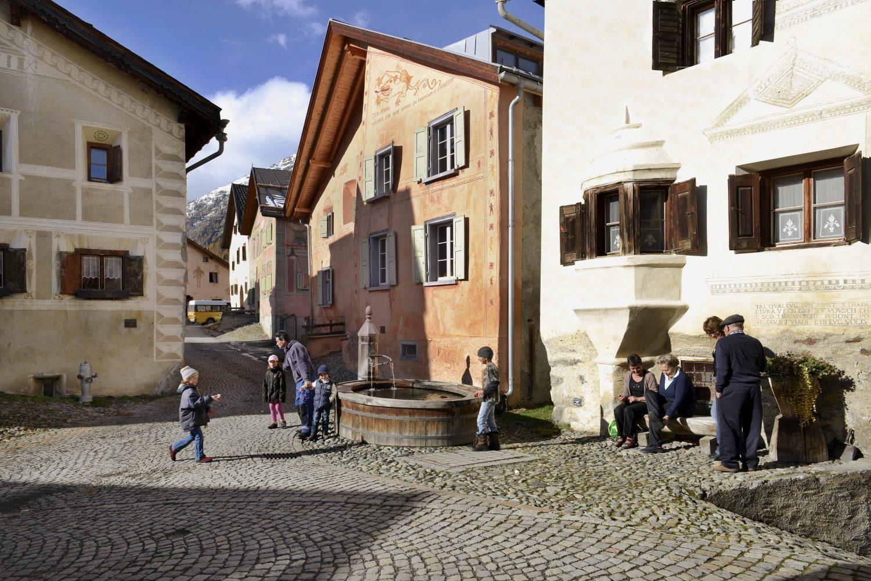 Dorf-Platz