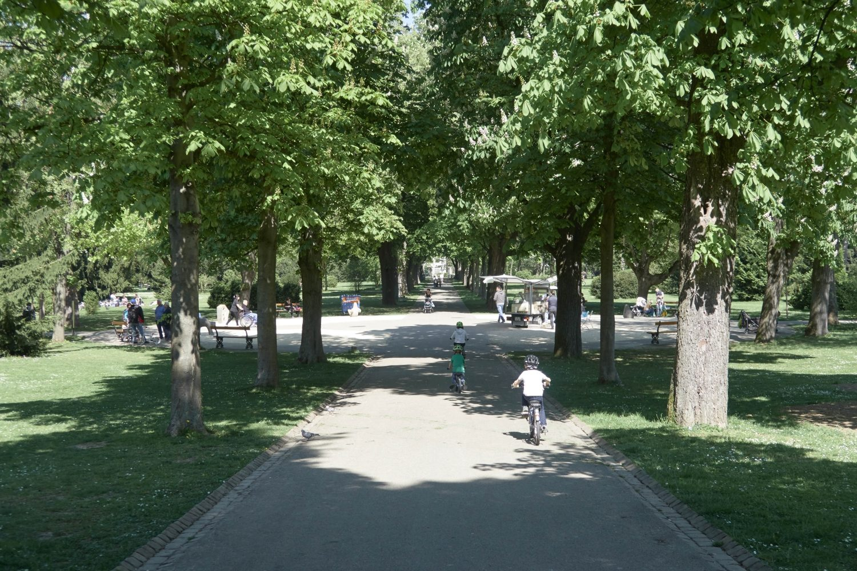 Gärten und Parks