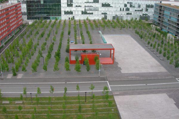Oerlikerpark, Zürich (Image: spacespot, Philipp Esch, Hansjörg Gadient)