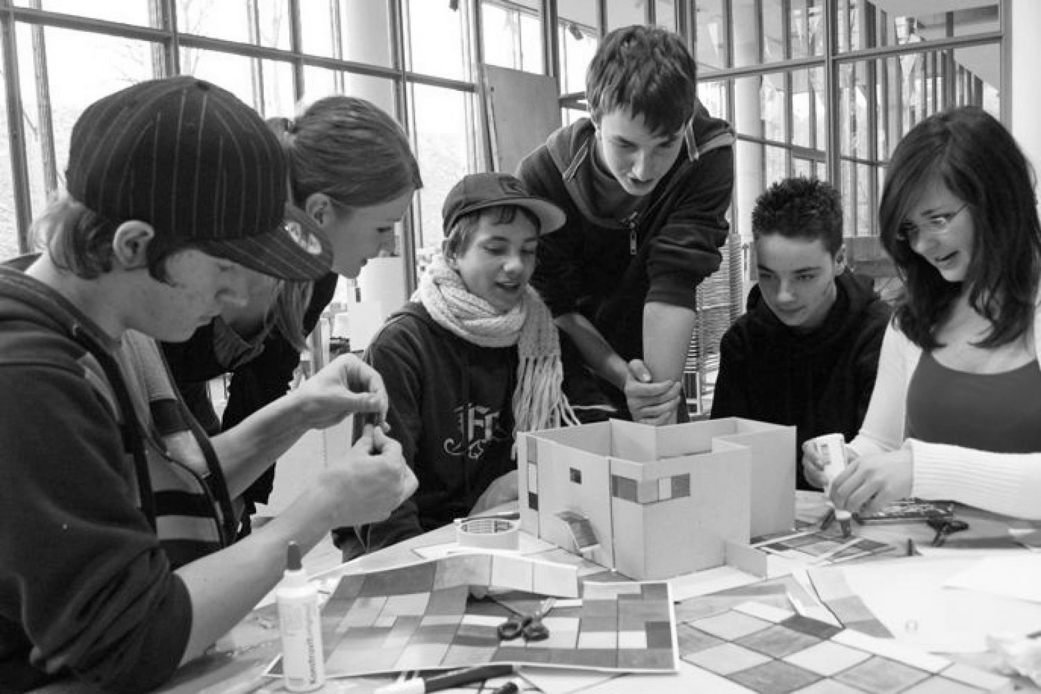 Workshop Architektur