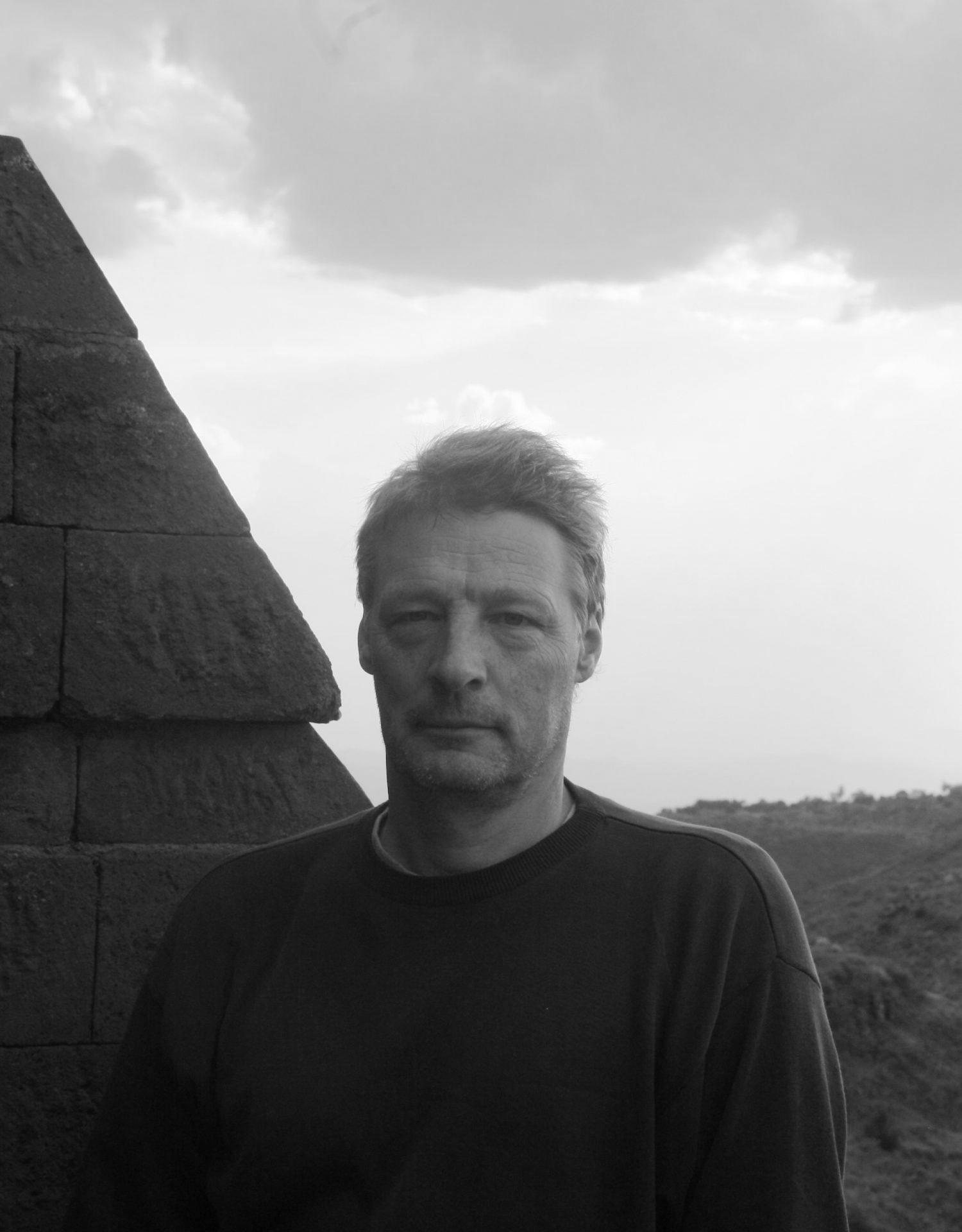 Dieter Jüngling<br>Dipl. Arch. BSA/SIA <br>Chur