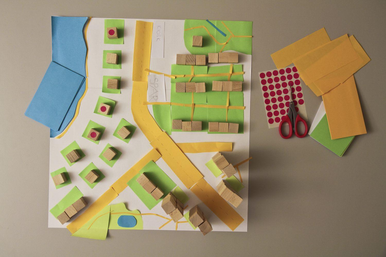 Workshop Wir planen ein Quartier