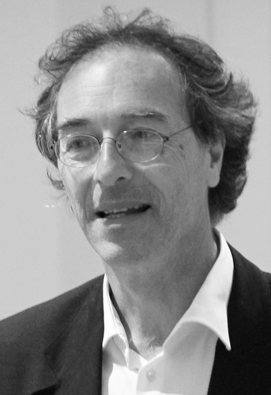 Claude Lichtenstein<br>Architekt und Kurator<br>Zürich