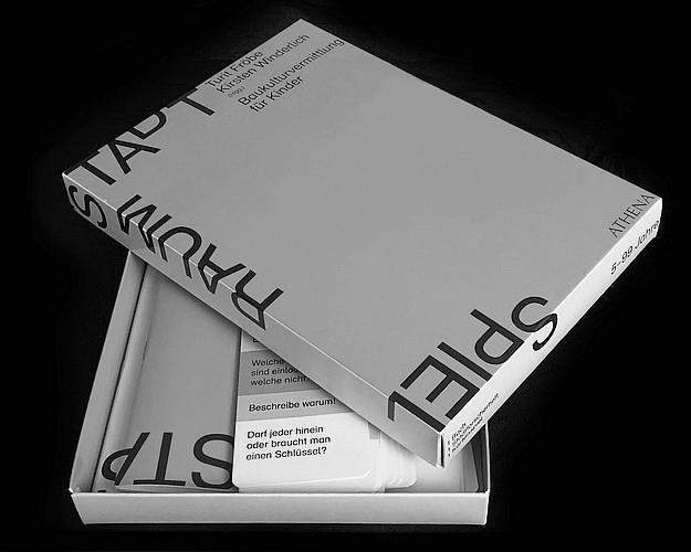Publikation «SpielRaumStadt»