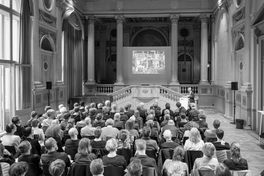 Baukultur zur Sprache bringen. Archijeunes-Kolloquium 2019