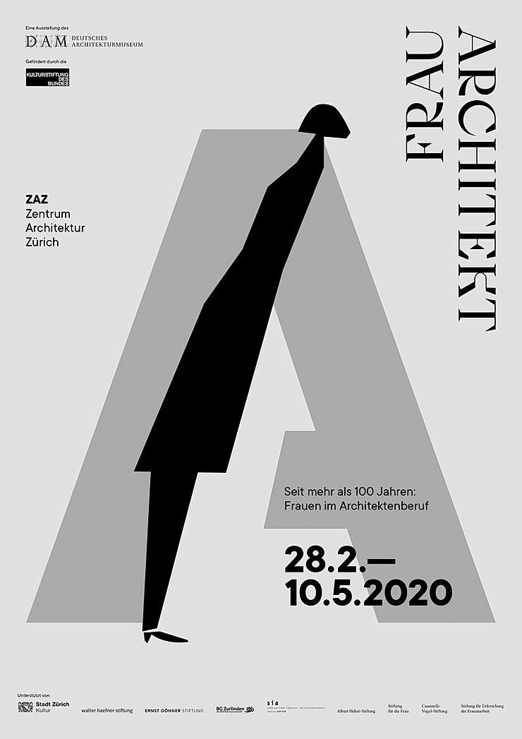 Verlängert: Frau Architekt – seit mehr als 100 Jahren: Frauen im Architektenberuf