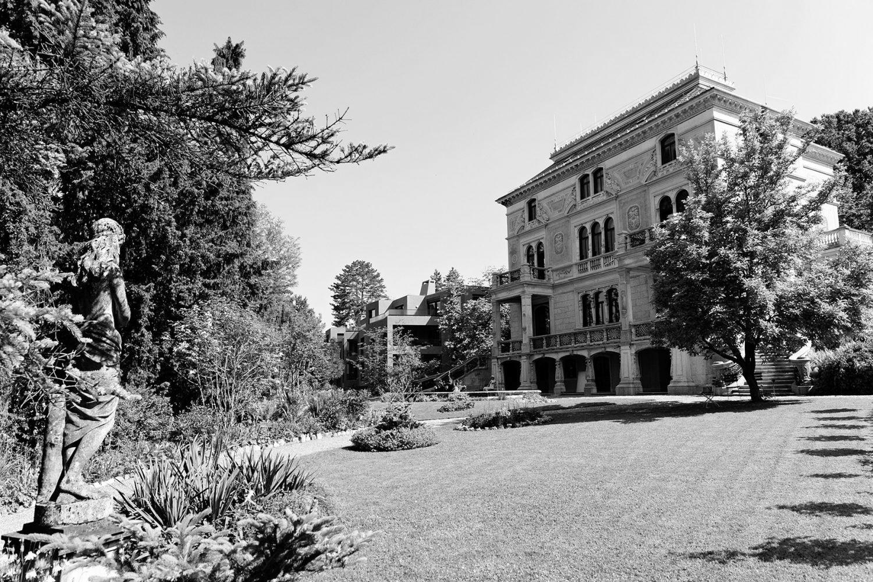 Mittwochatelier in der Villa Patumbah: Schöne Landschaften