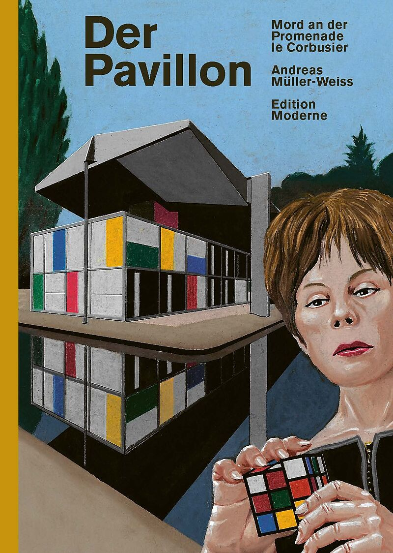 Graphic Novel zum Pavillon Le Corbusier