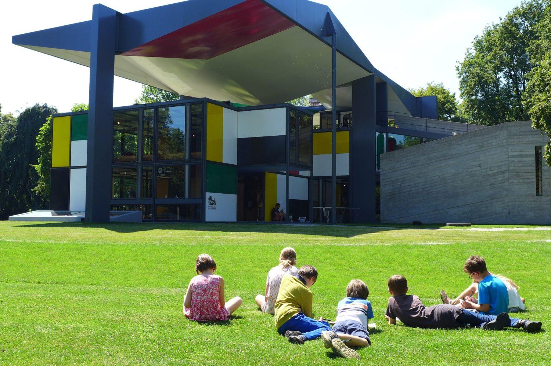 Die Corbunauten II – Ferienprojekt im Pavillon Le Corbusier