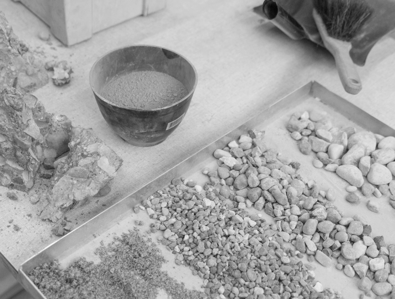 Pro Juventute Ferienplausch: Bauen mit Beton und Holz in Burgdorf