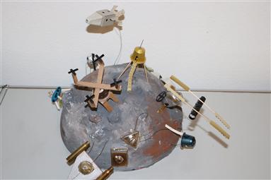 Sommerferienkurs: Architektur – auf zum Mond