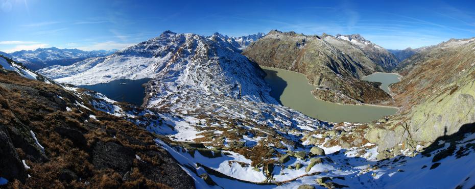 Lernplattform «Brennpunkt Landschaft Schweiz»