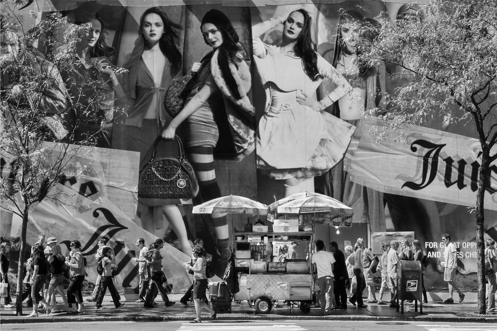 STREET. LIFE. PHOTOGRAPHY – Street Photography aus sieben Jahrzehnten