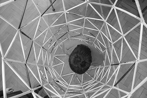 Bauen und Konstruieren mit der Drumrum Raumschule