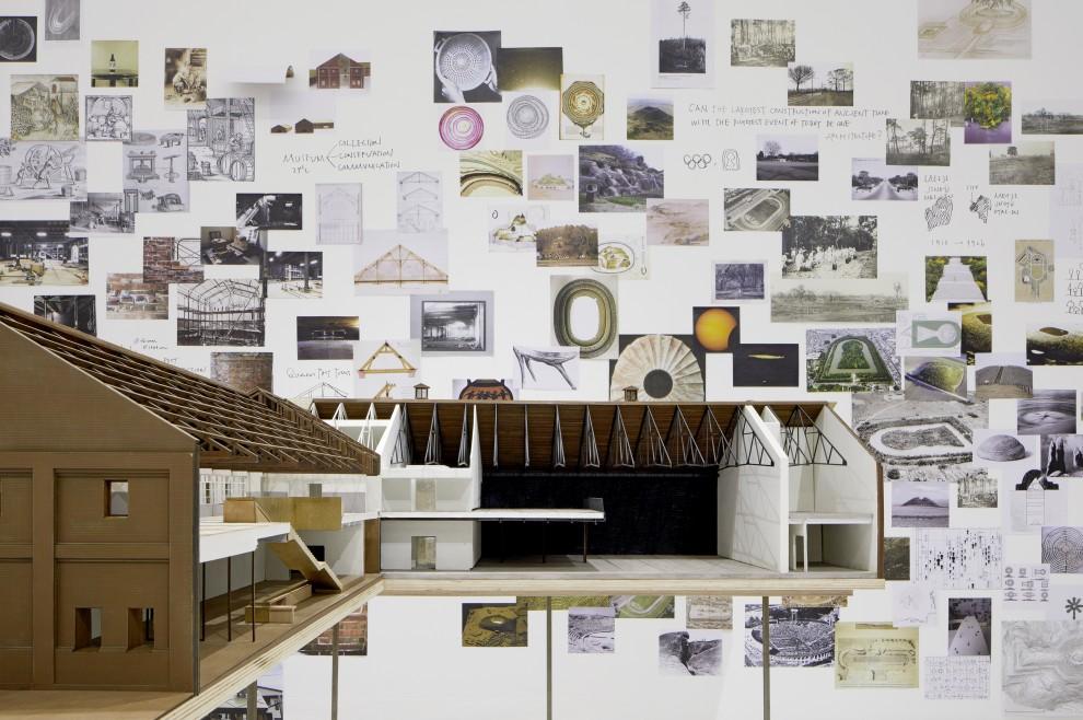 Tsuyoshi Tane: Archäologie der Zukunft