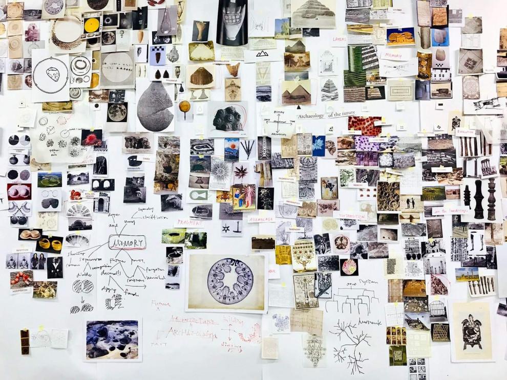 Tsuyoshi Tane: Archaeology of the Future